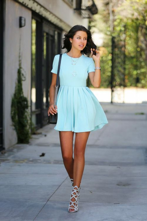 Street Fashion Skirts And Dresses Pinterest Image 2978163 By Marine21 On