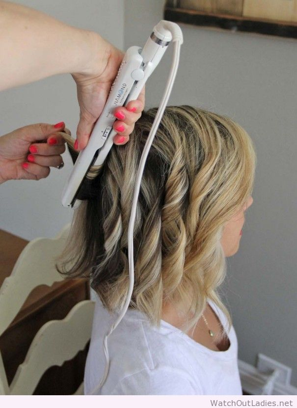 Beach Waves For Short Hair Image 3001563 By Olivia