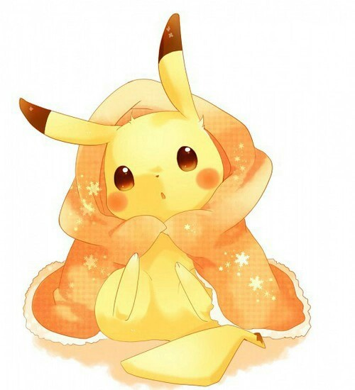 Image 3006903 by bobbym on - Kawaii pikachu ...