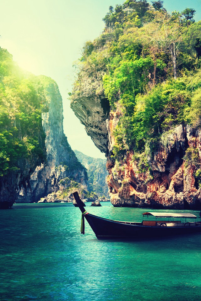 boat, canyon, heaven, relax, river, summer, ⓟⓐⓡⓐⓓⓘⓢⓔ, dream 