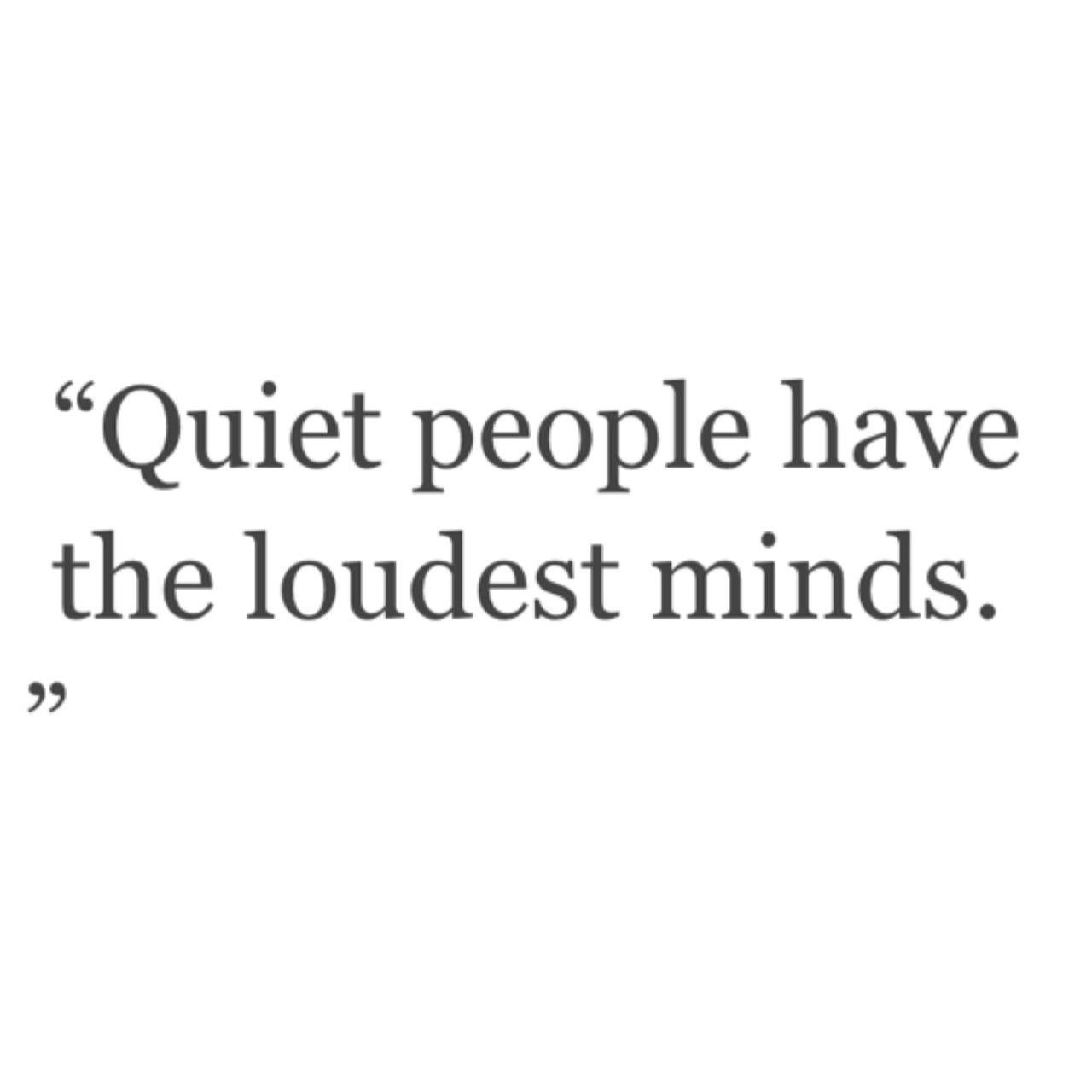 feelings, quotes, shy, words, quiet people - image #3026953 ...