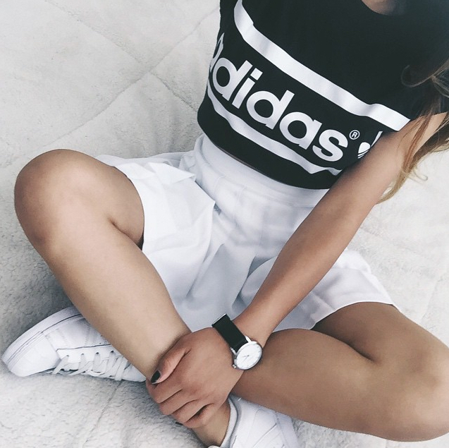 adidas, blackandwhite, luxury and outfit