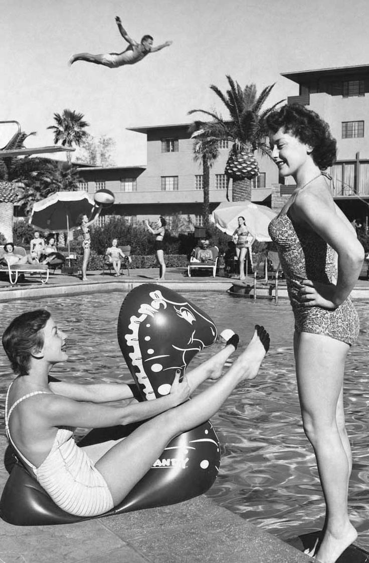 black and white, fifties, las vegas and old photos