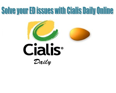 Cialis for daily use online