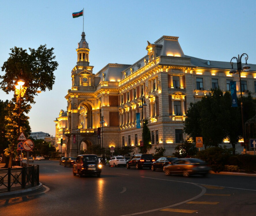 azerbaijan, baku, best and capital