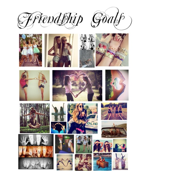 Friendship goals image 3107132 by smilewithtina on