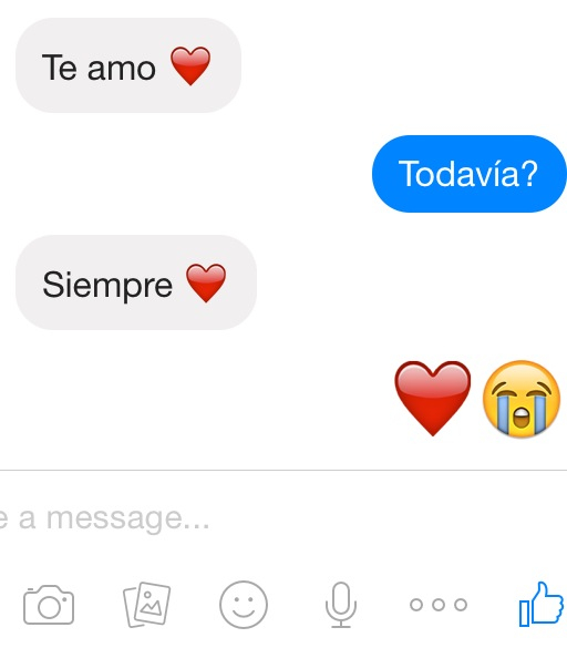 couple, emoji, facebook and frases