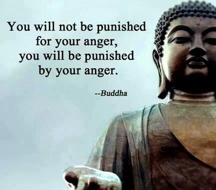 anger, buddha, quotes, truth - image #3116472 by ...