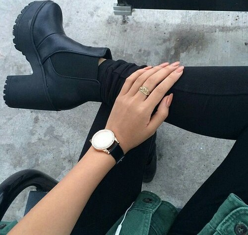 I love FASHION black-beauty-daniel-