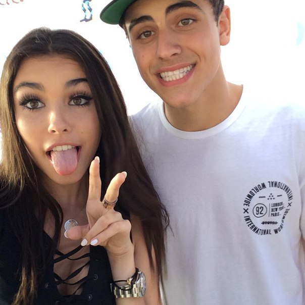 cameron dallas and madison beer