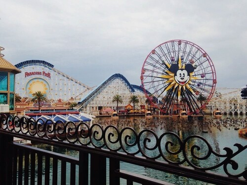 california, disney, disneyland, landscape, mickey mouse, travel, world, ​beautiful