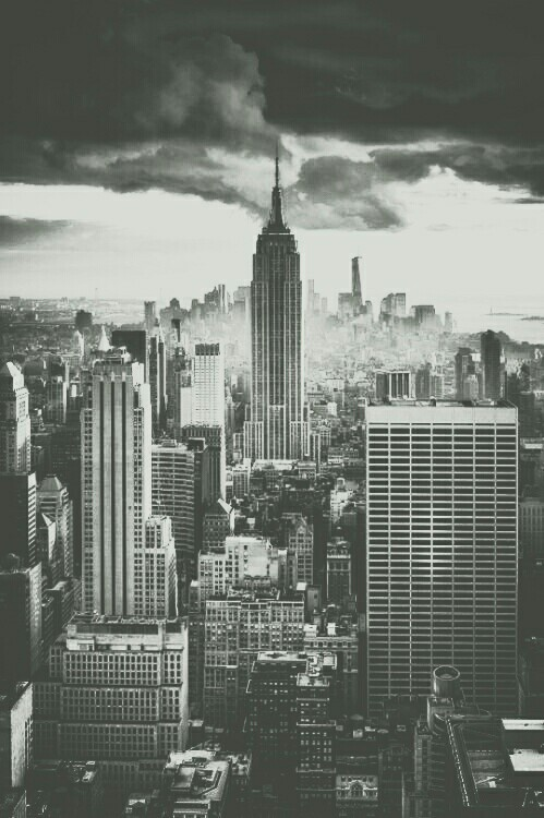 background, black and white, city, new york, people, scape, wallpaper