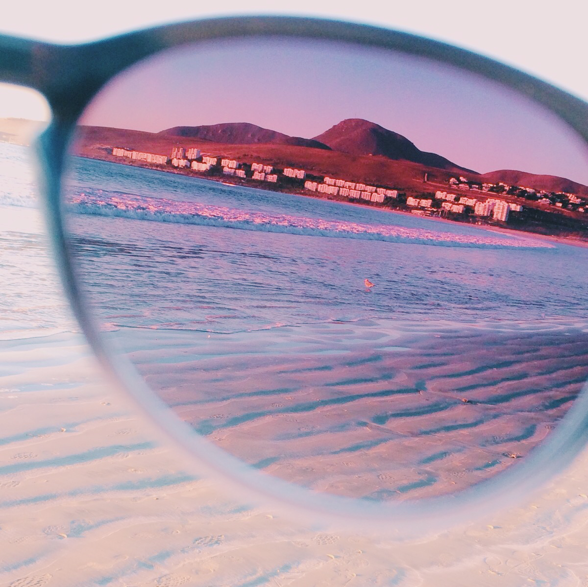 beach, chile, city, cool, fashion, glasses, hq, landscape, love, nature, pastel, pink, pinky, sand, sky, summer, tropical, view, wallpaper
