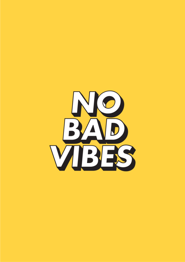Background Iphone Wallpaper Vibes Wallpaper Yellow Bad Vibes