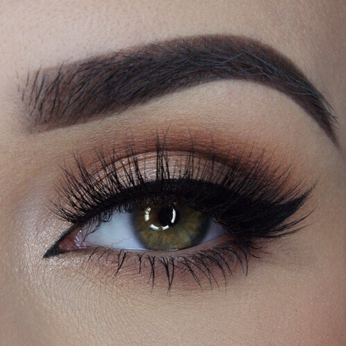 Cute Eyebrows Goals Lashes Makeup Party Simple Profile Pics - Image #3227893 By Saaabrina ...