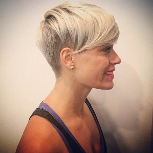 Shaved Hairstyles For Women Short Haircuts 2016 image by Shortha
