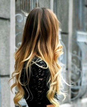 beautiful curls blond hair hair ombre light color