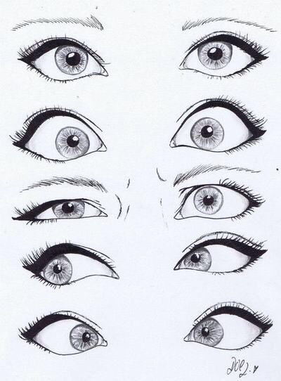 black, blue, drawing, eyelashes, eyeliner, eyes, face, girl, grunge, make up, outline, tumblr, white, wow