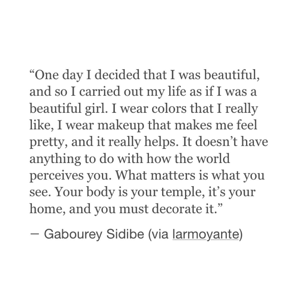 quotes, self-love, tumblr, words - image #3285482 by rayman ...