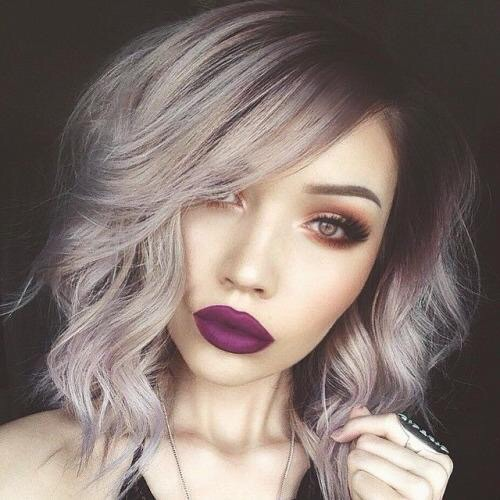 alt girl, dyed hair, kawaii, pastel goth, pastel hair, white hair