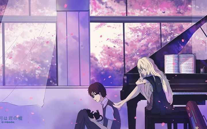 love, music and piano
