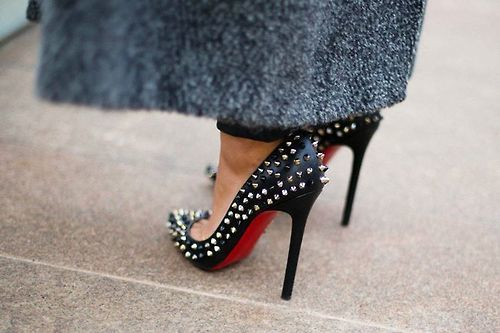 accessories, amazing, beauty, black, casual, christian louboutin, classy, coat, cool, cute, design, elegance, fashion, girly, glam, gold, heels, jewelry, luxe, luxury, moda, modern, nice, photography, pretty, red, shoes, spikes, style, woman
