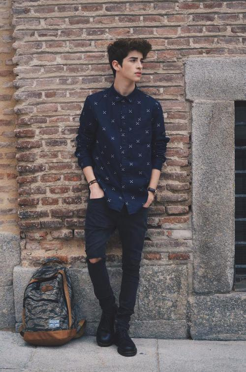 hipster guy fashion tumblr - photo #9