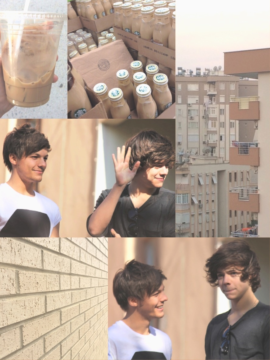 background, larry, larry stylinson and wall