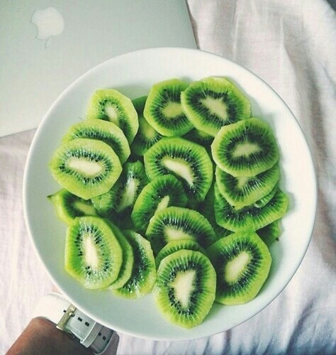 eat, food, fruit and green