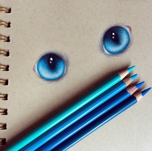 Amazing Drawings With Closed Eyes