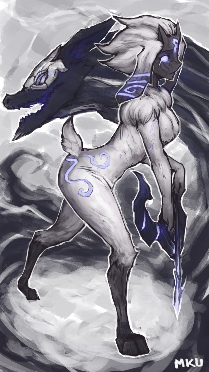 league of legends, kindred