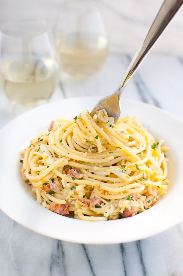 carbonara, food, food porn and pasta