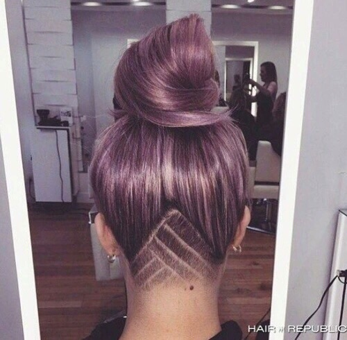 Hairstyle Goals : dyed hair, hair, hairstyle, hair goals - image #3577220 by olga_b on ...