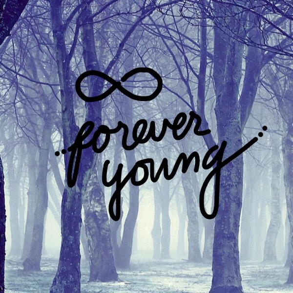 background, forever young, girl, girly, infinite - image ...