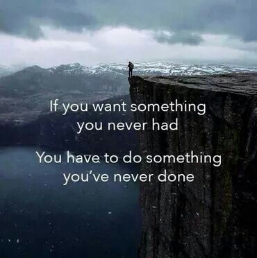 cliff, clouds, gorgeous, ledge, nature, photo, photography, quote, quotes, saying, sayings, something, neverhad, neverdone
