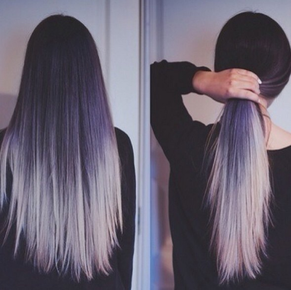 Dyed Hair Hair Ombre Tumblr Image 3634172 By Maria D