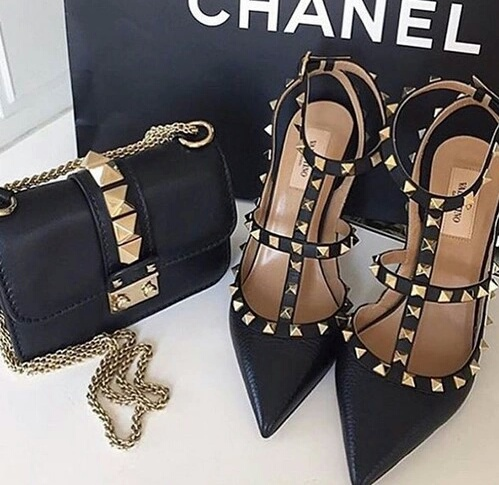 bag, bags, chanel and grife
