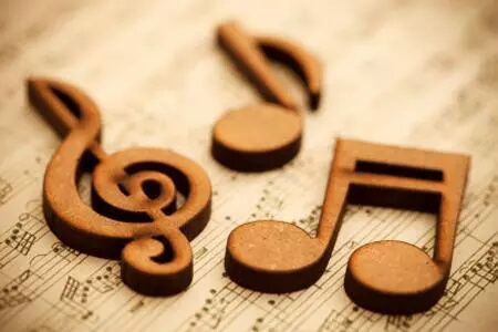 music, music notes, notes, piano, treble clef