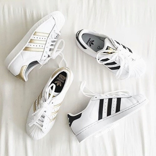 Adidas Superstar Tumblr Gold