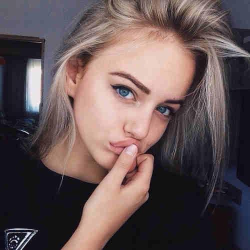 Sensational Beautiful Cool Cute Girl Hairstyle Image 3753470 By Loren Hairstyle Inspiration Daily Dogsangcom