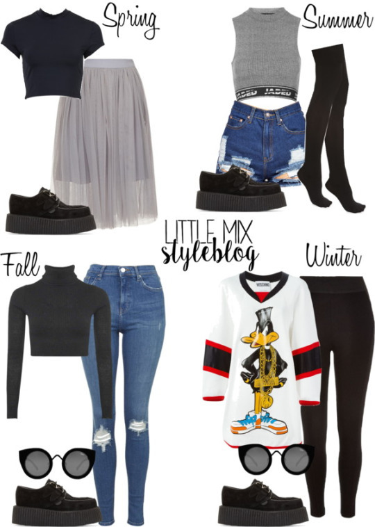 Little Mix Style Via Tumblr Image 3783180 By Marky On