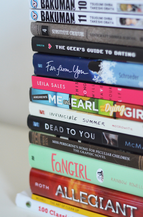 Young adult lit books