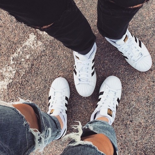 Guy And Girl Shoes