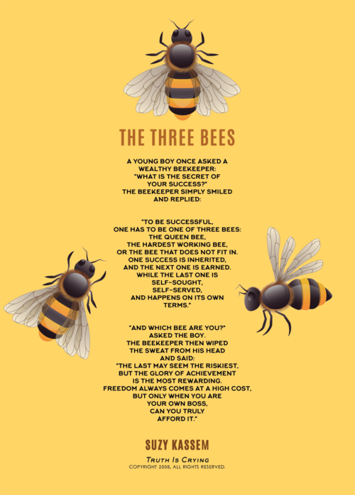 bees, success quotes, suzy kassem poetry and suzy kassem poems