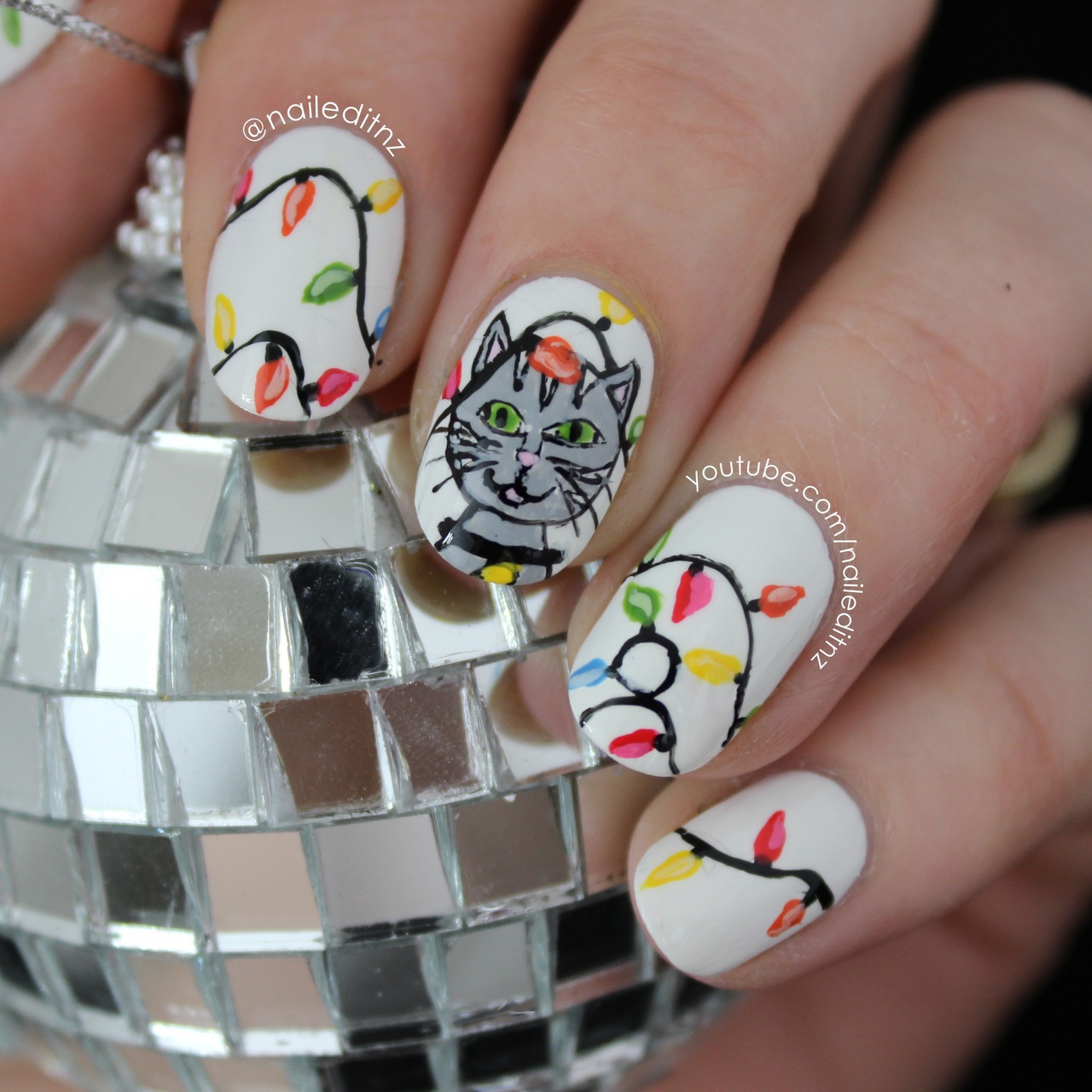 Subscribe to Nailed It NZ on YouTube for heaps of nail art