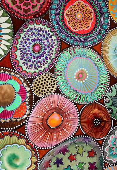 bohemian art wallpapers pictures to pin on pinterest