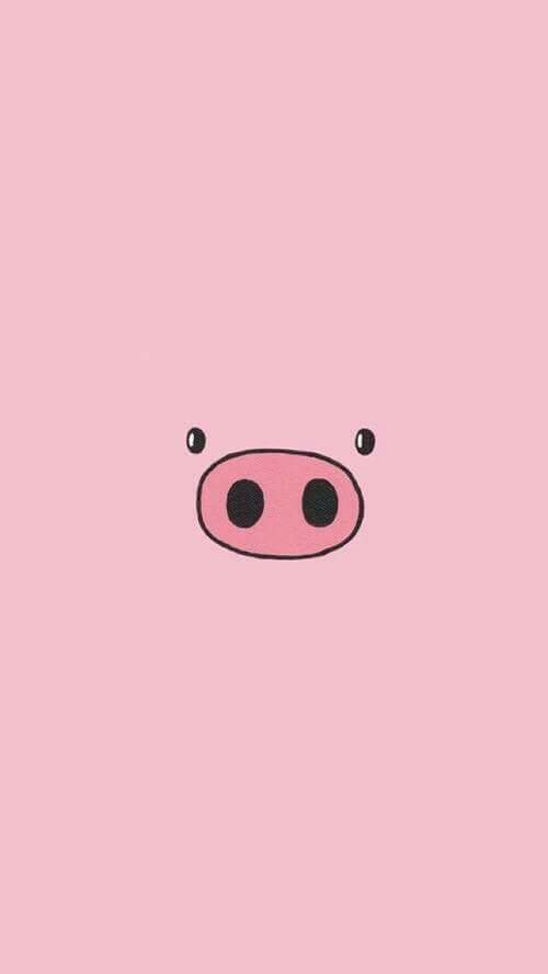 backgrounds celular cute fondos pig image 3858752