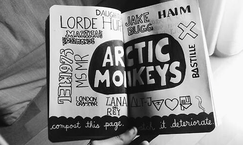 arctic monkeys, artists, band, bastille, book, boys, grunge, guys, haim, jake bugg, lana del ray, mans, music, song, songs, style, the neighbourhood, x