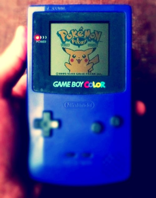 90s, gameboy, nintendo, pikachu, pokemon