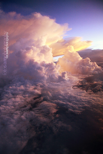 air, beauty, beutiful, clouds, color, nature, nice, photography, pink, pink clouds, sea, sky, sunset, wave, waves